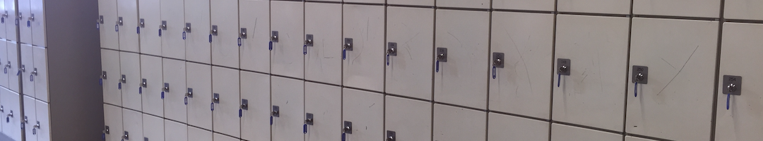 tweedehands lockers groot detail